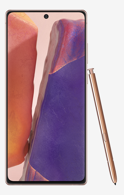 Samsung Galaxy Note 20 - Mystic Bronze