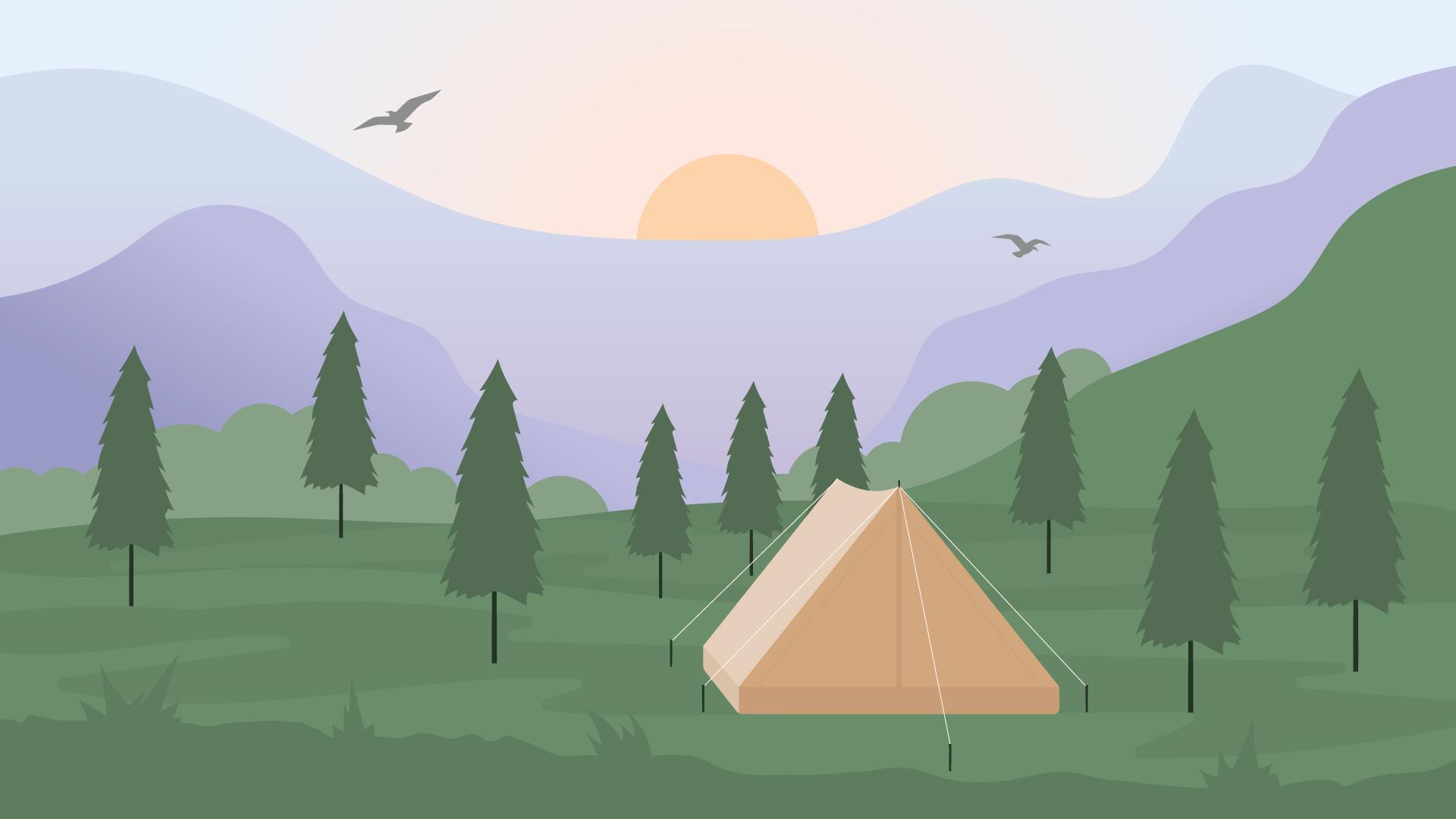 Campsites & Lodgings