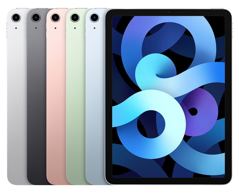iPad Air 2020 - Colours